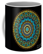 Kaleidoscope Steampunk Series Coffee Mug by Amy Cicconi