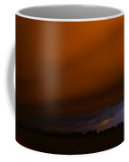 Late Night Nebraska Shelf Cloud Coffee Mug