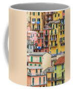 Manarola Coffee Mug by Joana Kruse