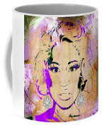 Nicki Minaj Diamond Earring Collection Coffee Mug