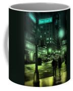 9 P M In The City Coffee Mug