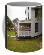 Ryckman House In Melbourne Beach Florida Coffee Mug by Allan  Hughes