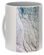 Silica Deposits In Water By The Coffee Mug