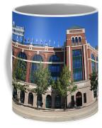 Texas Rangers Ballpark In Arlington Coffee Mug