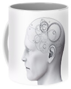 Thought Mechanism Coffee Mug