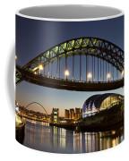 Tyne Bridge Coffee Mug