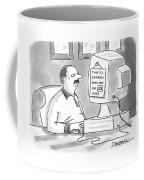 New Yorker June 27th, 2005 Coffee Mug