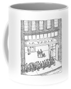 New Yorker February 13th, 2006 Coffee Mug
