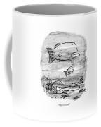 Why Is It So Wet? Coffee Mug by Robert Weber