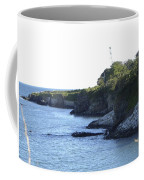 Cliff Walk Coffee Mug
