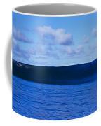 Waves Splashing In The Sea Coffee Mug