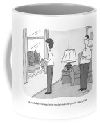 Do You Think We'll Ever Regret Having Two Plants Coffee Mug