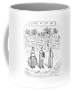 New Yorker December 25th, 2006 Coffee Mug