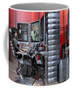 911 Console Station Coffee Mug
