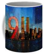 911 Never Forget Coffee Mug