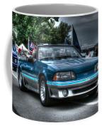92 Mustang Gt Coffee Mug