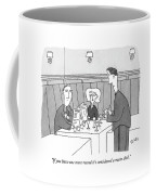 If You Have One More Round It's Considered A Main Coffee Mug