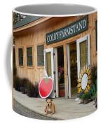 #923 D720 Colby Farm Stand Coffee Mug