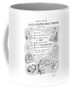 Adult Attention Deficit Disorder Coffee Mug