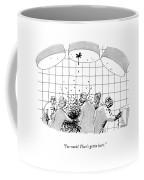 Yee-ouch! That's Gotta Hurt Coffee Mug