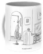 I've Decided To Cut And Run Coffee Mug