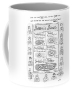 Doreen's Diner Coffee Mug