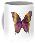 99 Marcella Daggerwing Butterfly Coffee Mug by Amy Kirkpatrick