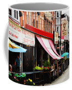 9th Street Italian Market Philadelphia Coffee Mug by Bill Cannon