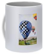 A Balloon Disaster Coffee Mug