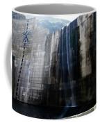 A Banksy Inspired Graffiti Art Coffee Mug
