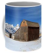 A Barn With A View Coffee Mug