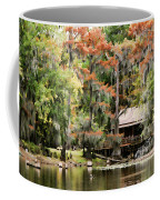 A Bayou Retreat Coffee Mug