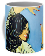 A Beautiful Girl 2 Coffee Mug