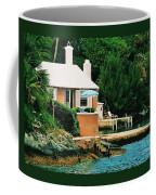 A Cottage In Bermuda # 1 Coffee Mug