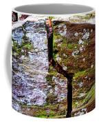 A Bit Cracked Coffee Mug