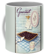 A Blueberry Tart Coffee Mug