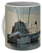 A Boat Named Cyclone Coffee Mug