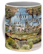 A Bodie View From Above Coffee Mug