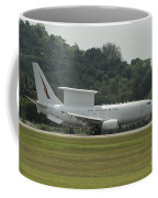 A Boeing E-7a Wedgetail Of The Royal Coffee Mug