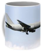 A Boeing Kc-767 Tanker Of The Italian Coffee Mug