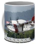 A Bombardier Aerospace Cl-415 Mp Coffee Mug