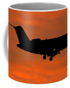 A Bombardier Challenger Cl-600 Private Coffee Mug