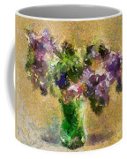 A Bouquet Of Lilac Coffee Mug