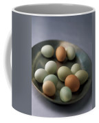 A Bowl Of Eggs Coffee Mug