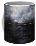 A Break In The Skyline Coffee Mug by Frances Marino