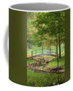 A Bridge To Peacefulness Coffee Mug