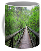 A Bridge To Somewhere Coffee Mug