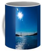 a Bridge with Flare Coffee Mug
