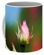 A Budding Rose Coffee Mug