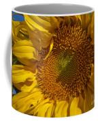 A Burst Of Sun Coffee Mug